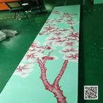 广东深圳商场彩绘印花铝板