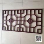 铝合金框文化长廊铝窗花