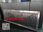 室内吊顶铝管,凹凸型铝方管厂家直营