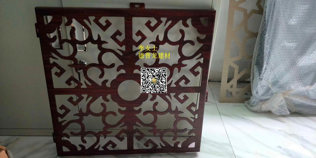 門框鋁合金花格江西-圓形鋁型材焊接花窗