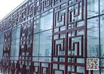 居民樓空調鋁格柵鋁合金花格窗