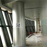 吊頂圓弧造型鋁單板,多曲鋁單板