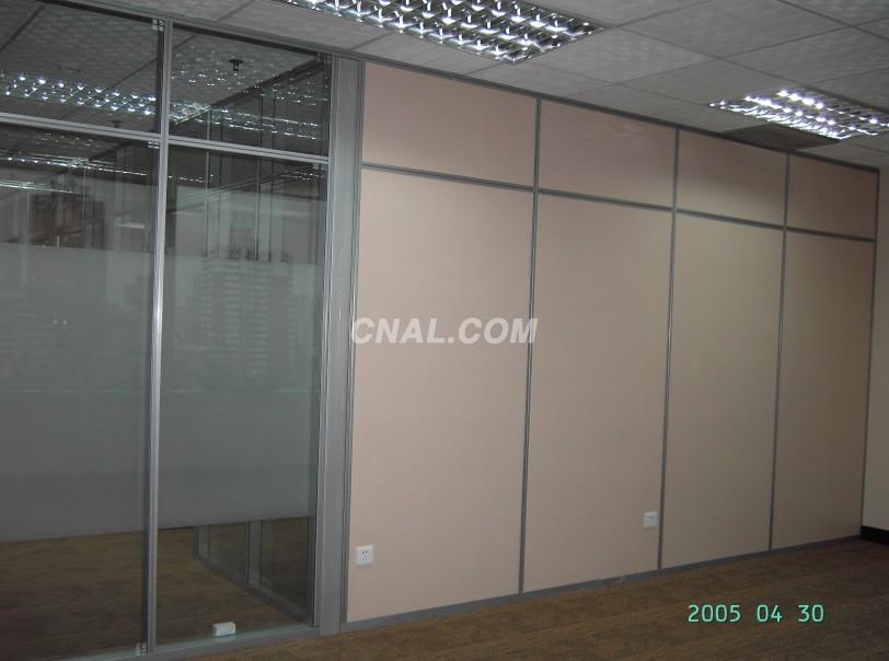 办公室隔墙材料