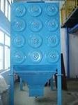 高效脈衝濾筒式除塵器