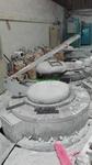 废铝、铝粉、铝线用井式工业电炉