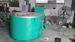 廢鋁回收用生物顆粒熔煉熔鋁爐