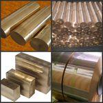 QA19-2/QA19-4铝青铜棒 板 带 管