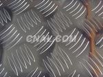 6061花纹铝板,五条筋铝板