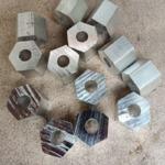 6061六角铝管
