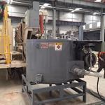 1噸鋁只要60天然氣坩堝熔化爐