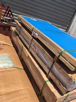 6063-T4超薄贴膜铝板 亮面铝板