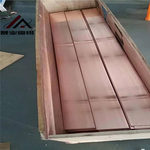 进口C10100导电纯铜板 耐蚀红铜板