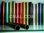 合金铝管6063彩色氧化铝管