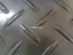 6063五条筋花纹铝板价格