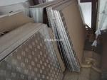 合金花纹铝板,6063五条筋花纹铝板