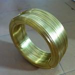 3mm黄铜线,H65黄铜大扁线