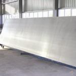 5083铝板长宽*超长1.500*6000mm