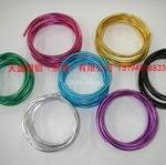 彩色彩色氧化铝线 1100铝线