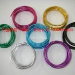 彩色氧化铝线:时尚衣架专用产品