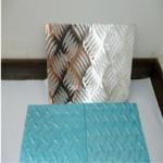 五条筋花纹铝板 1060牌号 5052