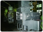 供应机边熔化保温炉