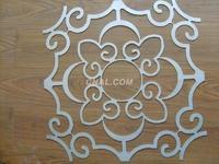 数控铝天花板雕刻机 铝板切割机