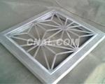高精度铝窗花镂空机