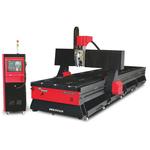 雙臺面CNC木工換刀加工中心