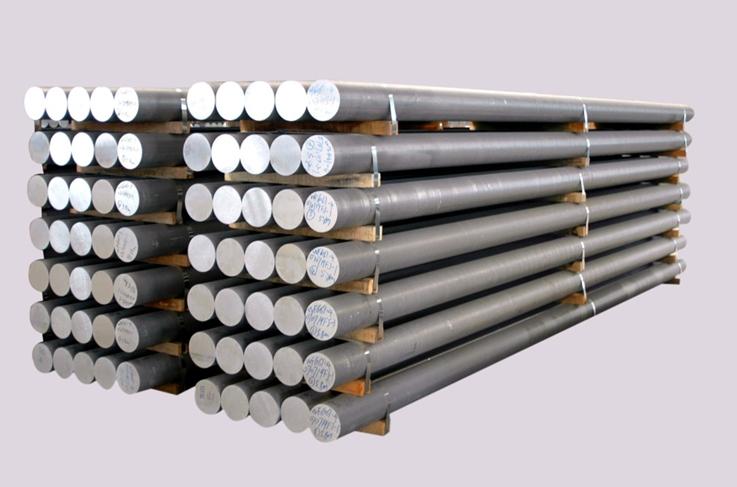 氧化铝棒_16063合金铝棒7075超硬航空铝棒氧化铝棒加
