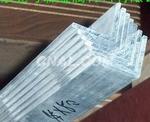 粤森环保6063等边角铝 6061铝排材