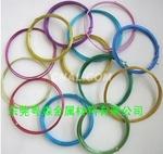 彩色铝线 氧化铝线 工艺铝线 铝线