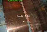 C1100抛光紫铜板 紫铜方管
