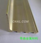 散热器专用铜配件、角铜