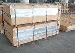 6063-T6国标铝板 双面贴膜铝板