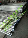 6063-T6国标铝排,氧化着色铝排