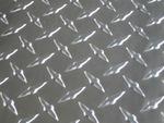 6082指针型花纹铝板