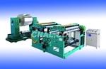DNLSF1350型铝带双轴分切机