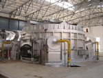 蓄热式熔铝炉-东普热能厂家直销
