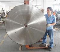 大锯片定制 1.8米大直径锯片厂家