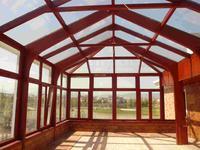 提供钢木阳光房型材,铝木阳光房型材