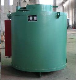 廢鋁熔化爐保溫爐