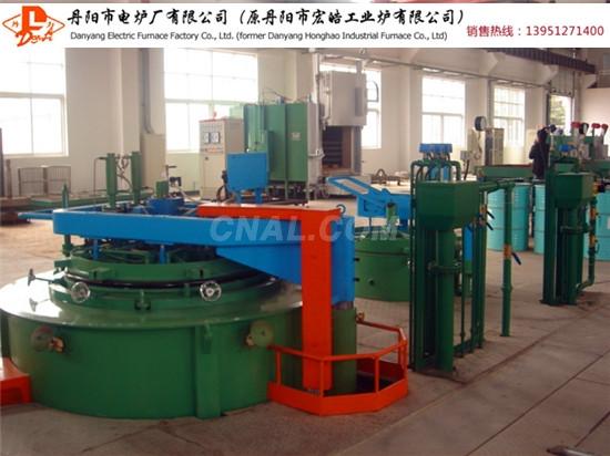 井式氣體滲碳電阻爐