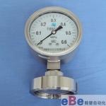 卫生型隔膜压力表YTF-100H/MN