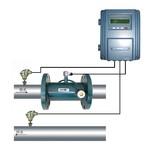 供熱暖氣管道專用電池供電熱量表