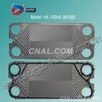 供应铝行业用换热器胶垫