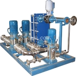 供应铝业生产用换热机组