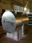 供應鋁業生產用螺旋板式換熱器