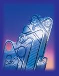 供应铝行业orobica胶垫