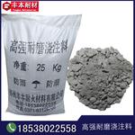 生物質熔鋁爐澆注料