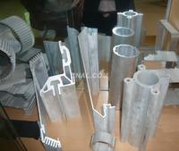 異形鋁材 工業鋁材  擠壓鋁型材